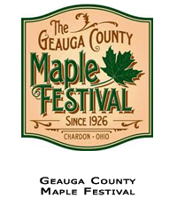 Geauga County Maple Festival in Chardon Ohio