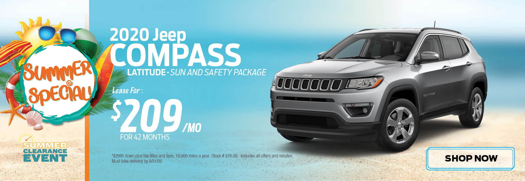 2020 Jeep Compass Special