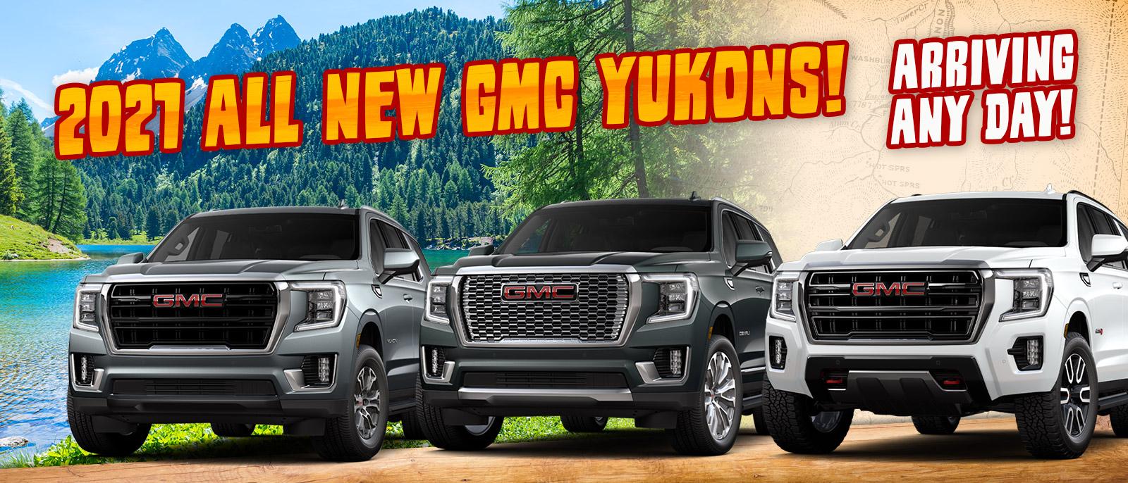 2021 GMC Yukon Special